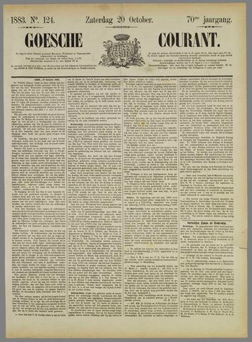 Goessche Courant 1883-10-20