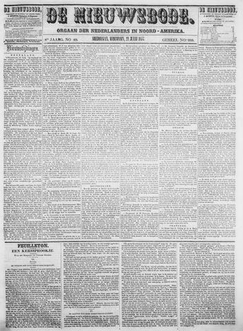 Sheboygan Nieuwsbode 1857-07-21