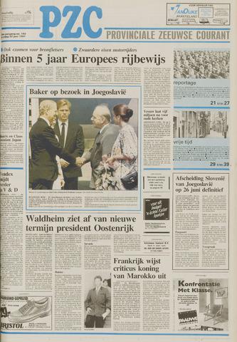 Provinciale Zeeuwse Courant 1991-06-22