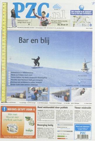 Provinciale Zeeuwse Courant 2010-12-20