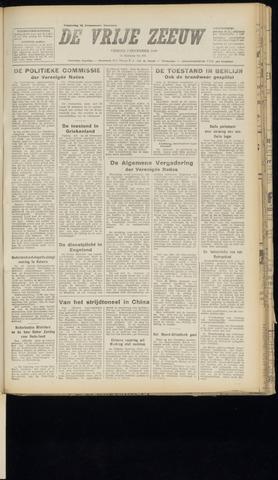 de Vrije Zeeuw 1948-12-03