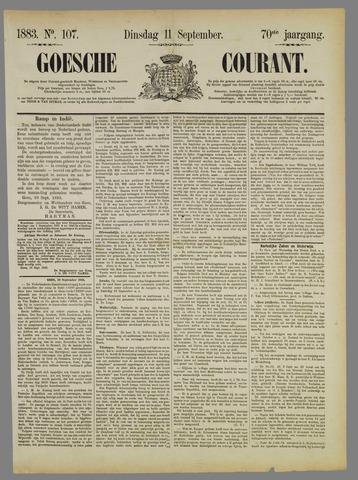 Goessche Courant 1883-09-11