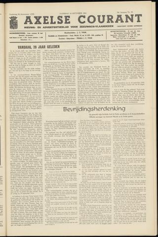 Axelsche Courant 1964-09-19