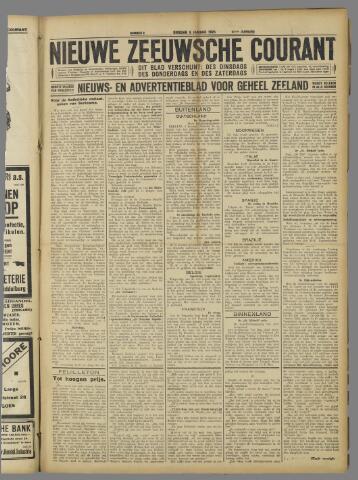 Nieuwe Zeeuwsche Courant 1925-01-06