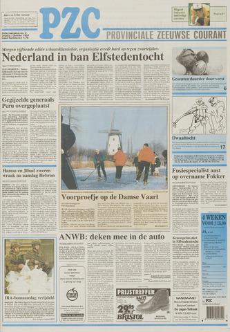 Provinciale Zeeuwse Courant 1997-01-03