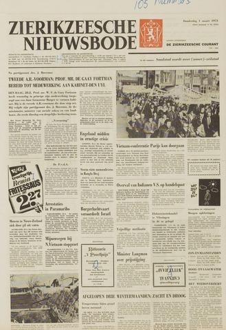 Zierikzeesche Nieuwsbode 1973-03-01