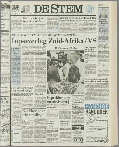 de Stem 1985-08-09