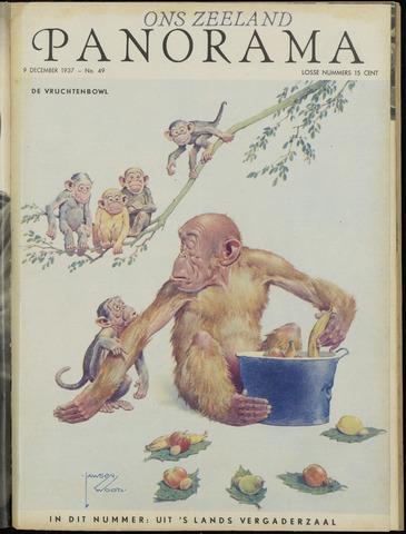 Ons Zeeland / Zeeuwsche editie 1937-12-09