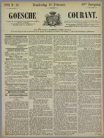 Goessche Courant 1881-02-10
