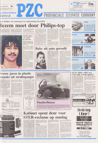 Provinciale Zeeuwse Courant 1990-05-12