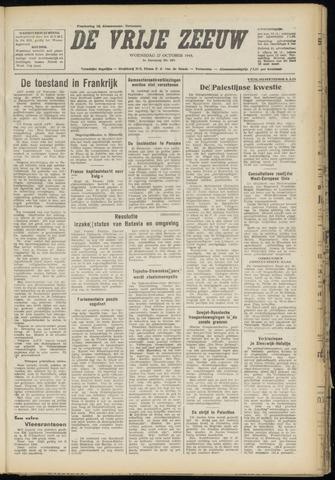de Vrije Zeeuw 1948-10-27