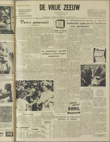 de Vrije Zeeuw 1962-07-21