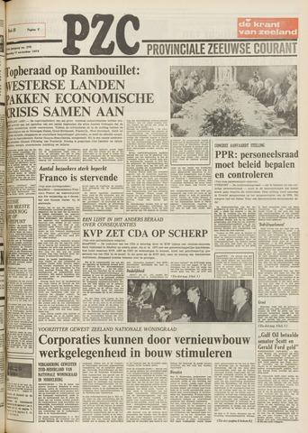 Provinciale Zeeuwse Courant 1975-11-17