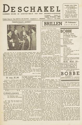 De Schakel 1954-10-08