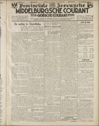 Middelburgsche Courant 1935-10-12