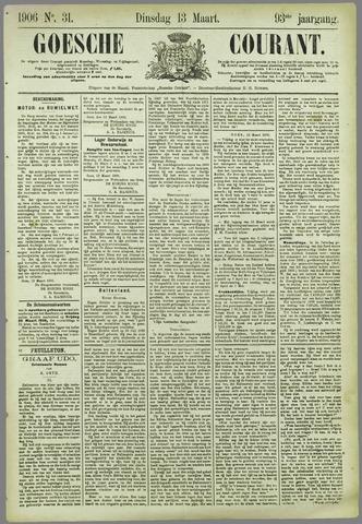Goessche Courant 1906-03-13