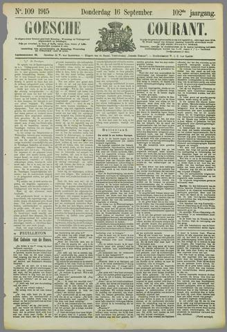 Goessche Courant 1915-09-16