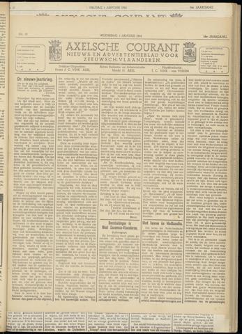 Axelsche Courant 1945