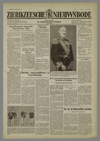 Zierikzeesche Nieuwsbode 1954-08-10