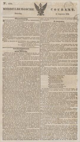 Middelburgsche Courant 1832-08-25