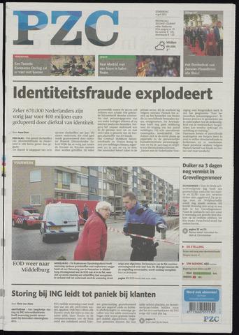Provinciale Zeeuwse Courant 2013-04-04
