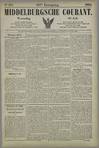 Middelburgsche Courant 1884-07-30