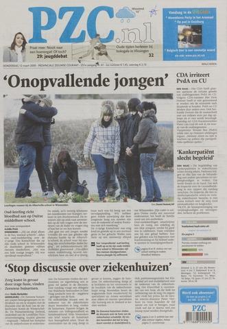 Provinciale Zeeuwse Courant 2009-03-12