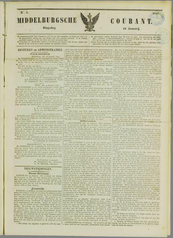 Middelburgsche Courant 1847-01-19