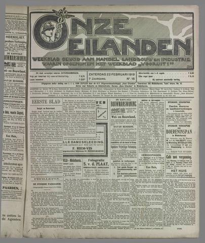 Onze Eilanden 1919-02-22