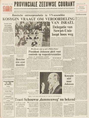 Provinciale Zeeuwse Courant 1967-06-20