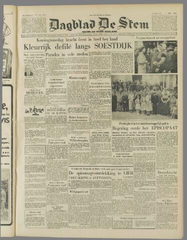 de Stem 1953-05-01