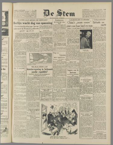 de Stem 1948-12-04