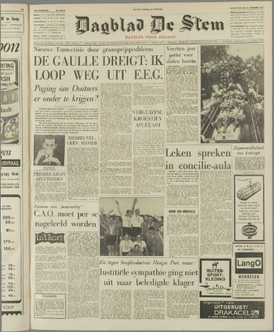 de Stem 1964-10-22