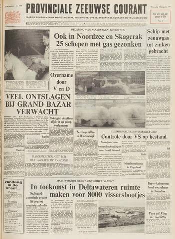 Provinciale Zeeuwse Courant 1970-08-19