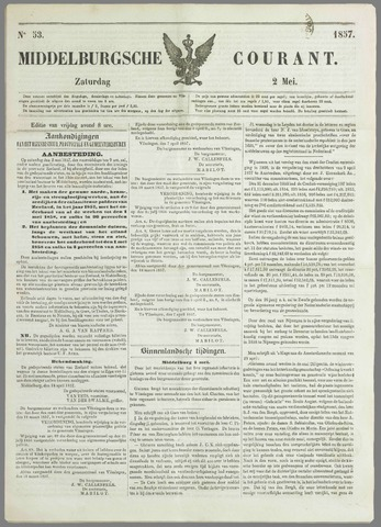 Middelburgsche Courant 1857-05-02