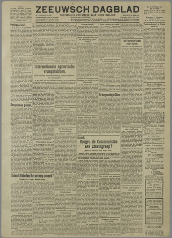 Zeeuwsch Dagblad 1947-05-19