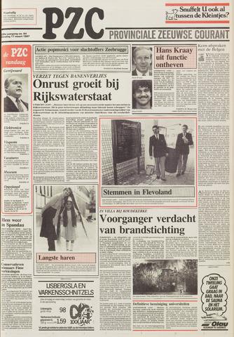 Provinciale Zeeuwse Courant 1987-03-17