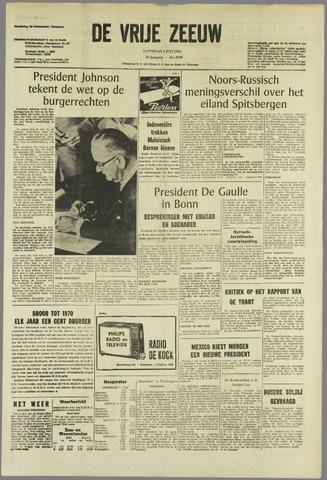 de Vrije Zeeuw 1964-07-04