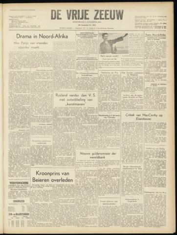 de Vrije Zeeuw 1955-08-03