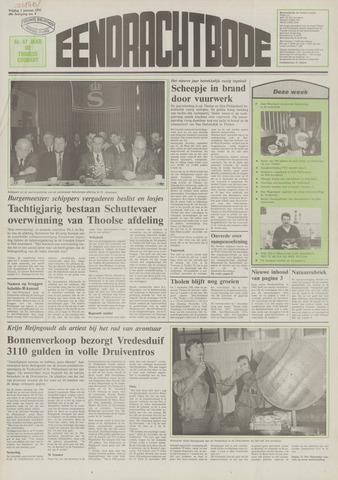Eendrachtbode (1945-heden)/Mededeelingenblad voor het eiland Tholen (1944/45) 1992