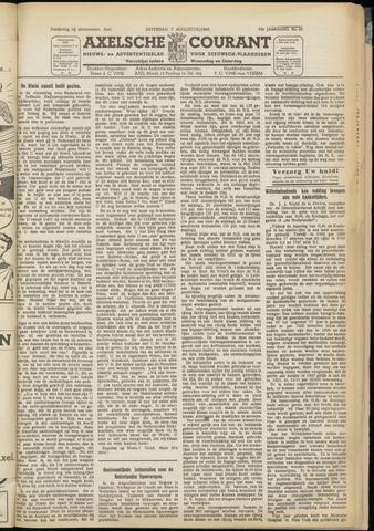 Axelsche Courant 1948-08-07