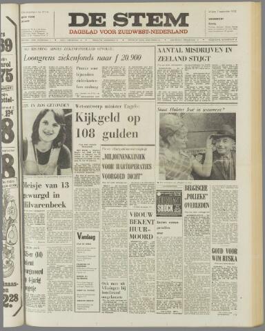de Stem 1972-09-01