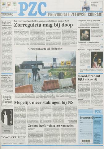 Provinciale Zeeuwse Courant 2001-04-06