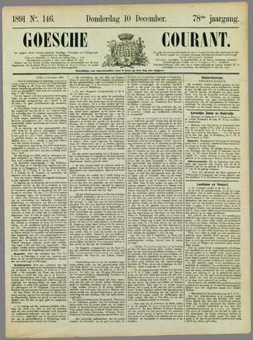 Goessche Courant 1891-12-10