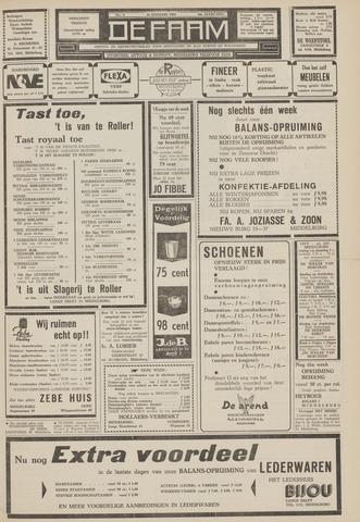 de Faam en de Faam/de Vlissinger 1962-01-26