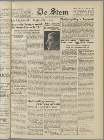 de Stem 1946-03-04
