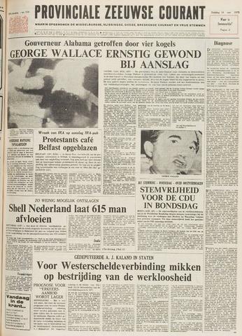 Provinciale Zeeuwse Courant 1972-05-16