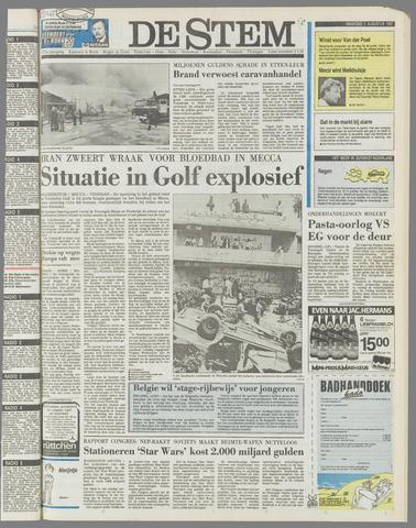 de Stem 1987-08-03