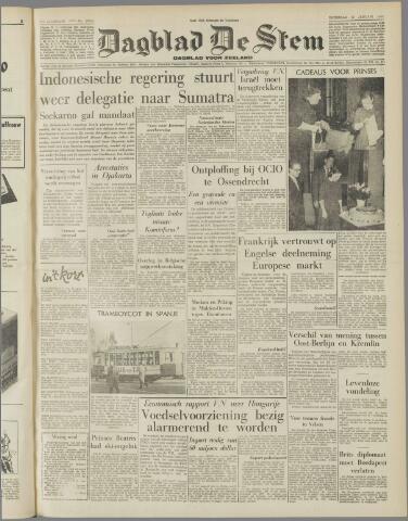 de Stem 1957-01-19