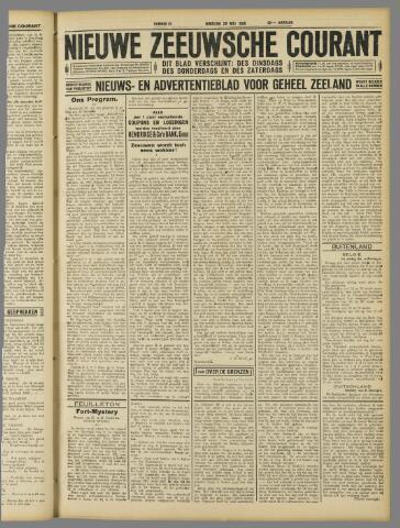 Nieuwe Zeeuwsche Courant 1929-05-28